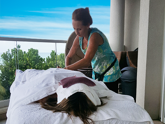 cayman island massage